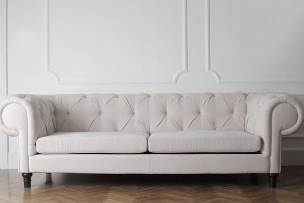 how to clean your suede sofa